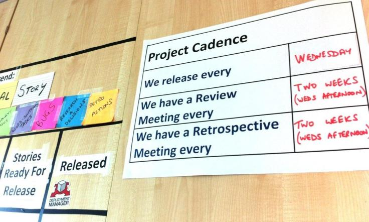 Release Cadence