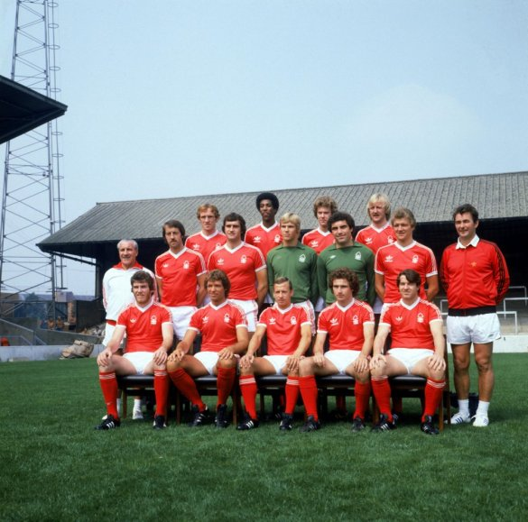 Nottingham Forest Photocall